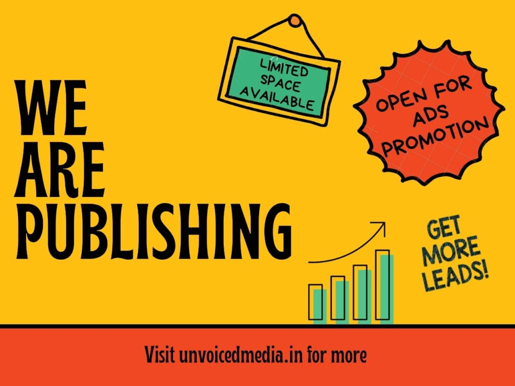 we are publishing