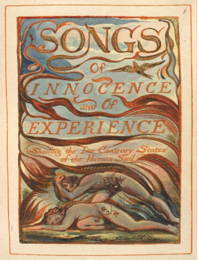 Songs of Innocence and Experience by William Blake.