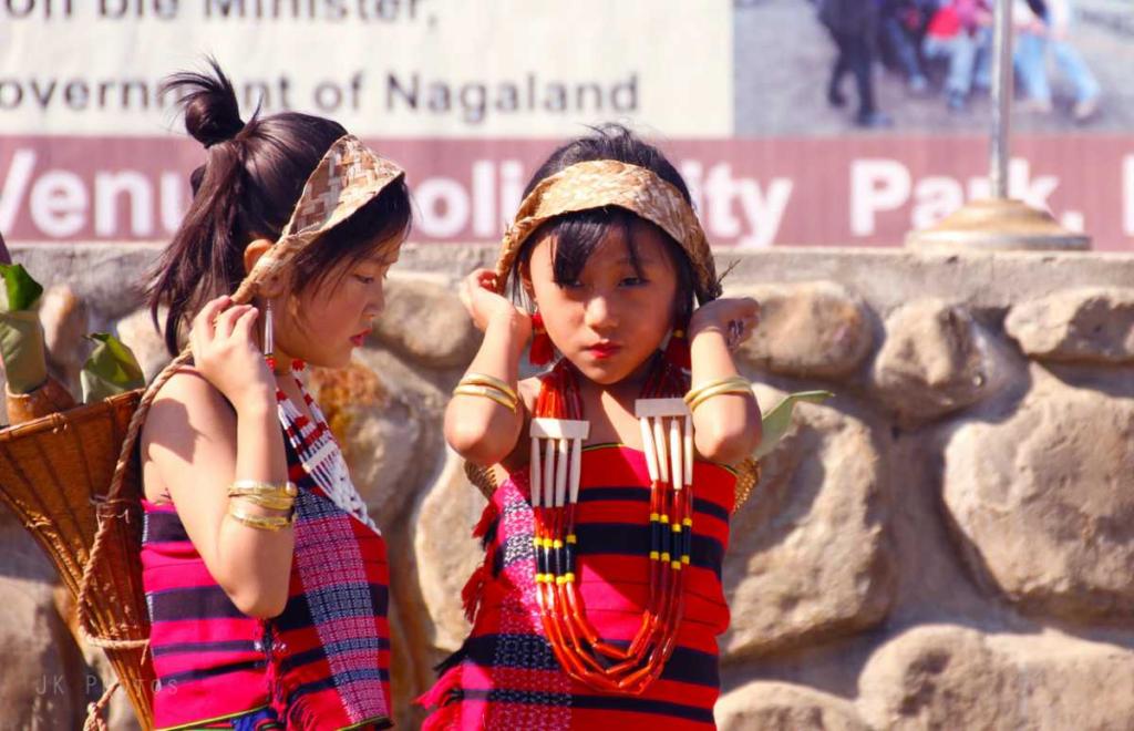 Nagaland Clothing
