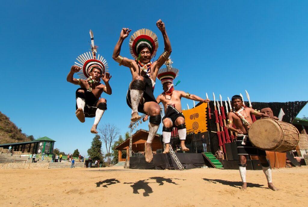 hornbill festivals