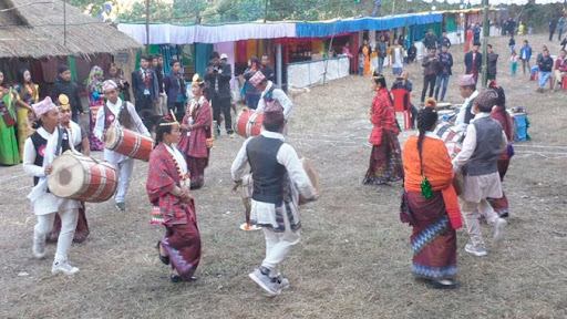 Limboos folk dance